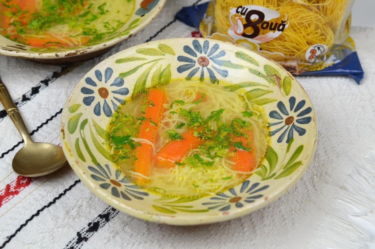 supa de gaina