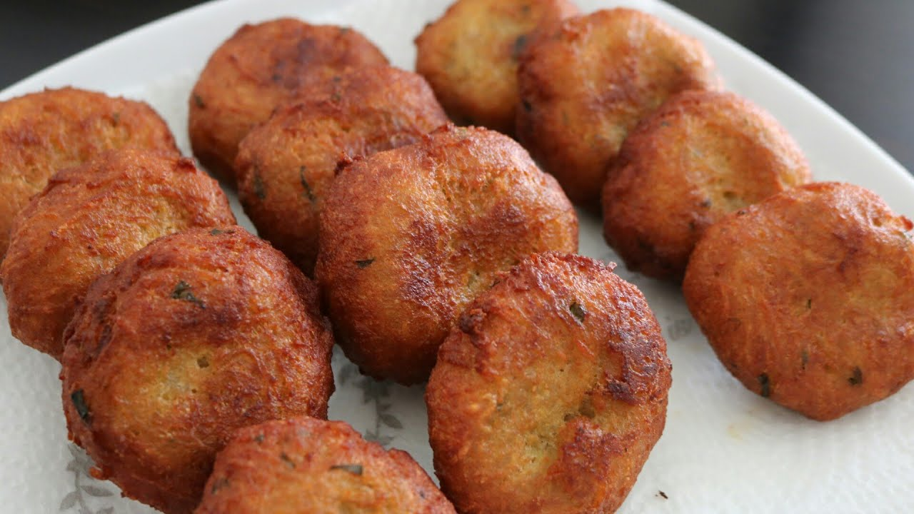 parjoale de cartofi